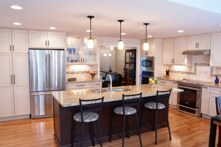 kitchen remodeling on Cape Cod